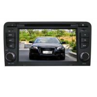 China Car DVR for Audi Double Din Car Stereo DVD Player for A3 on sale