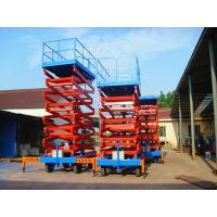 China Movable Hydraulic Scissor Lift wholesale