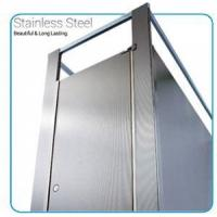 China Stainless Steel Bathroom Stall Partitions wholesale