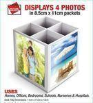China Picture Pockets Photo Desk Tidy wholesale