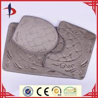 Wholesale Sponge embossed bath rug sets from china suppliers