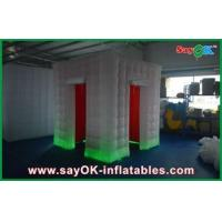 Eco - Friendly Inflatable Photo Booth , Wedding Decoration Photobooth Shell