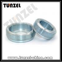 China IMC & Rigid & RSC Conduit Fittings NPT Thread Steel Reducing Bushing Zinc Plated on sale