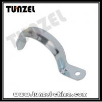 China EMT & Conduit Fittings Stainless Steel Rigid One Hole Strap wholesale