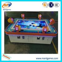 China lottery redemption arcade fish hunter game machine joystick fishing game machine for sale MT-F015 wholesale