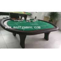 China high quality hot sellling casino poker gambling game table for 10 players type T006 wholesale