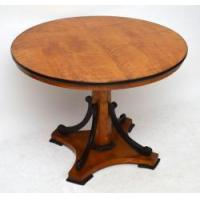 China Antique Biedermeier Centre Table or Dining Table on sale