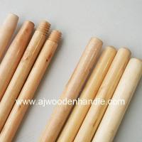 Wooden stick cover with paint