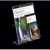 China A4 Poster holder with leaflet dispenser wholesale