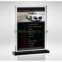 Wholesale Freestanding poster or sign holder from china suppliers