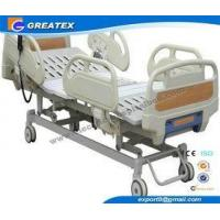China Automatic Three Function Folding hospital Semi Fowler Bed for ICU and Patient wholesale