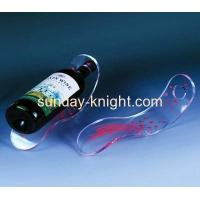 Wholesale acrylic wine display racks WDK-002 from china suppliers