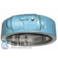 China Fully Machined Sand-cast Part, Made of Gray Iron and Ductile Iron wholesale