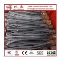 High yield strength reinforcing steel bars