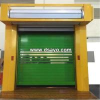 China hard fast rolling door #DSO004 wholesale