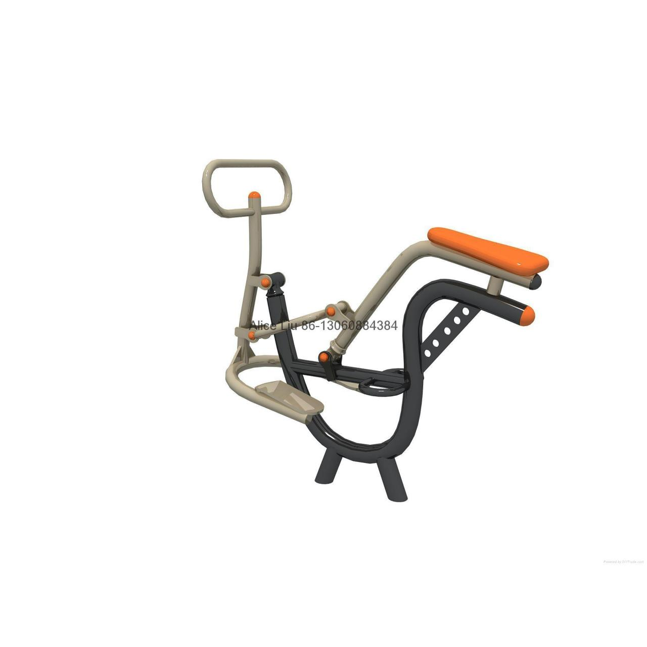 Wholesale Kin-riding machine horse riding fitness equipment from china suppliers