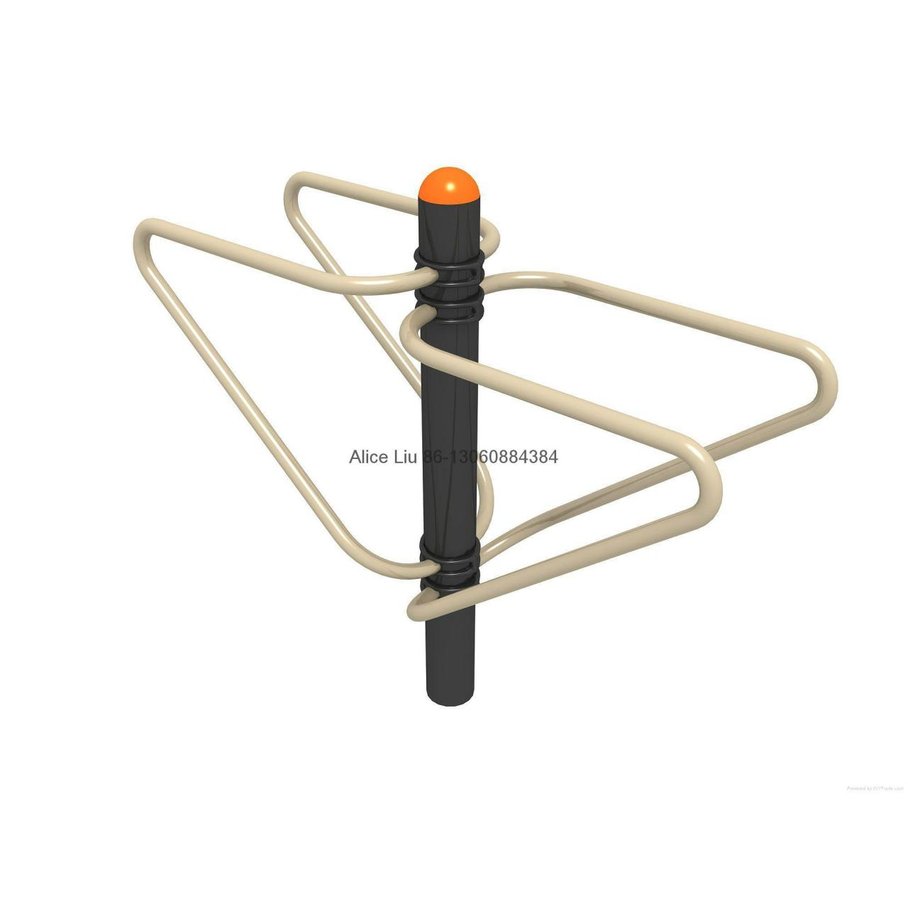 Parallel bars outdoor fitness equipment outdoor exercise equipment for adults