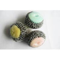 Kitchen Cleaning Ball Steel Wire Sponge Cleaning Ball