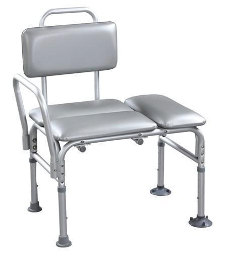China shower arm extensions Drive Medical Padded Transfer adjustable Handicap Shower Chair
