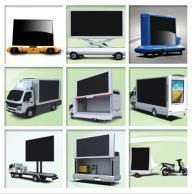 China Outdoor&indoor PH8 mm Mobile/Truck mounted SMD LED Display wholesale