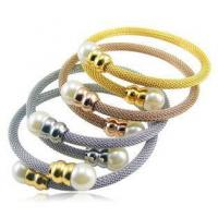 BY- BG201 Most popular stainless steel bangle for women