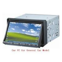 China Car pc for General Car Model - bluetooth/GPS/Wifi/ GPRS wholesale