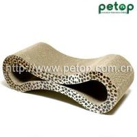 China Cat Scratcher PT1002 Hot Selling Corrugated Cardboard Cat Scratcher wholesale