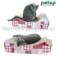 China Cat Scratcher PT1006 Corrugated Cat Scratcher Loung Supplies wholesale