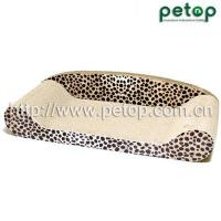 China Cat Scratcher PT1001 Corrugated Paper Cat Scratcher Lounge wholesale