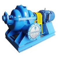 China S、SH Single stage double suction centrifugal water pump wholesale