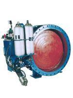 Energy Saving Tank Type Hydraulic Controlled Slow Close Check Butterfly Valve