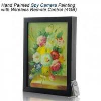 China Free shipping Hand Painted Spy Camera Wireless Remote Control wholesale