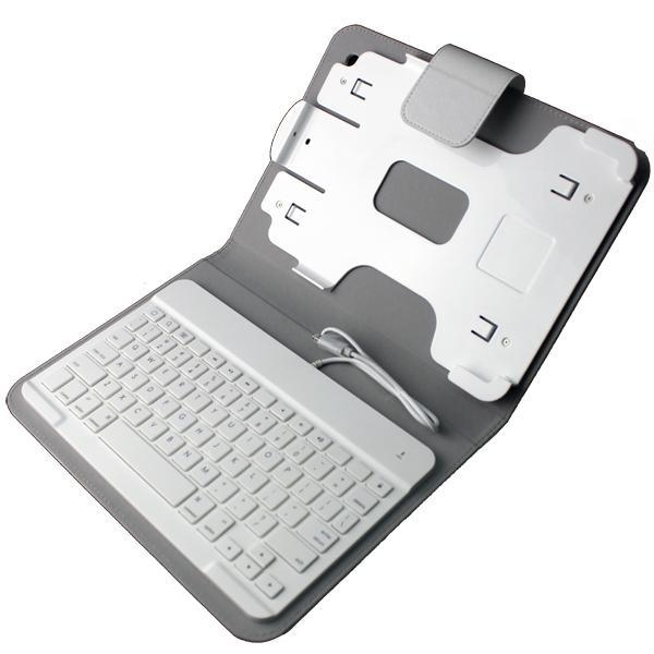 wired keyboard for ipad iphone 8pin connector keyboard of zgshiling. Black Bedroom Furniture Sets. Home Design Ideas