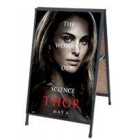 Wholesale Insert-Poster Metal A-board from china suppliers