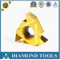China 22IRN55 buttress threading inserts carbide threading insert acme threading inserts wholesale