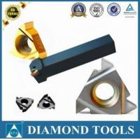 Buy cheap 16ER 18 UNJ carbide indexable threading inserts from wholesalers