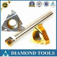 Buy cheap steel pipe threading inserts 16ER11.5 NPT cutting tools from wholesalers
