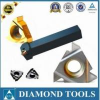 Buy cheap cnc inserts ISO standard carbide indexable cutting inserts for threading from wholesalers
