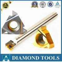 Buy cheap thread insert 27ER6.0 ISO aluminum threading tools from wholesalers