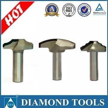 Quality LD862 PCD diamond router bits for granite names of woodworking tools for sale