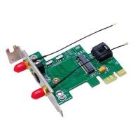 China M2P2H Series M.2 Wireless Card to PCIe Adapter on sale
