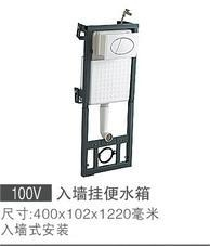 Quality Wall hung toilet 100V for sale