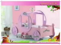 Wholesale 936T-01 Royal Princess Carriage Bed from china suppliers