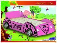 China 603TST-01 Pink Beetle car bed wholesale