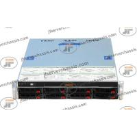 China 2U hot-swap server case JFR255-8 on sale