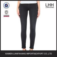 China Plain fit skinny jeans for women wholesale