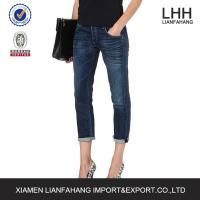China Low-rise Tight skinny jeans for woman wholesale
