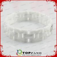 China stainless steel negative ion energy jewelry bracelet manufacturer on sale