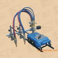Buy cheap CG1-100 Semi-automatic Double Torch Gas Cutting Machine from wholesalers