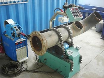 China Portable Piping Automatic Welding Machine(FCAW/GMAW)